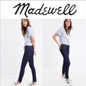 Madewell Skinny Skinny Jeans Quincy Wash 28
